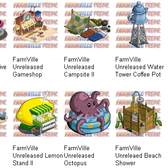 FarmVille: Signs of a wet and wacky summer still ahead in new unreleased items