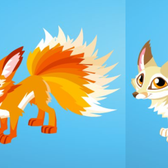 Zoo Paradise releases Nine Tailed Foxes with growable tails
