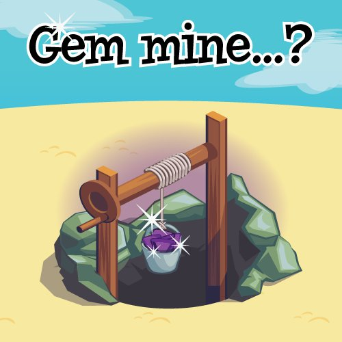treasure isle gem mine coming soon