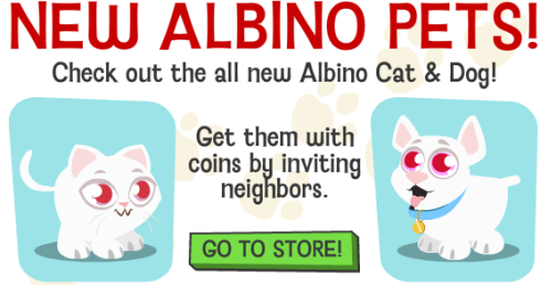 Happy Pets Albino Doberman and Siamese Cat