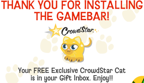 happy pets crowdstar cat gamebar Happy Island & More Crowdstar Gamebar