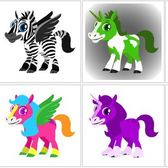 Happy Pets: New horses inspired by 'My Little Pony' e
