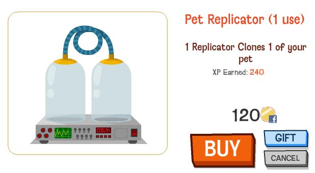 Happy Pets Pet Replicator