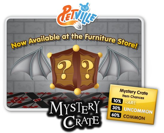 petville midnight crypt mystery crate what is inside