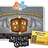 New PetVille Midnight Crypt Mystery Crate -- find out what's inside [spoilers]