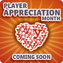 YoVille September Player Appreciation Month