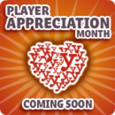 YoVille: September is Player Appreciation Month
