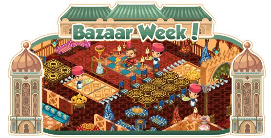 restaurant city bazaar morocco