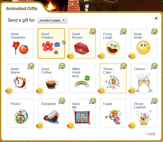 rummikub virtual gifts
