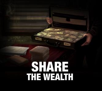 mafia wars gifting: share the wealth