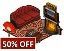 YoVille Classic Hollywood furniture 50% off