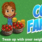 FarmVille Co-Op Farming Crafting Jobs ask everyone to join hands and harvest