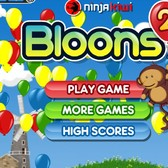 Bloons 2 - The long awaited new Bloons game is here.
