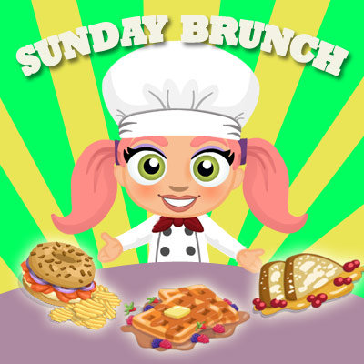 Cafe World Sunday Brunch Promo