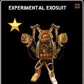 Mafia Wars: Experimental Exosuit Ruby Mastery Item not giving up the stats?