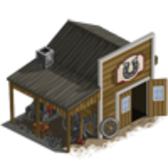 FarmVille Unreleased Blacksmith, Sherriff's Office, Water Well, Wanted Sign, Sage, Wild Turkey v2, Gold Rush Stream
