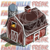 farmville cob web prank halloween