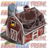 FarmVille unreleased Haunted House Construction Status & Cob Web Prank