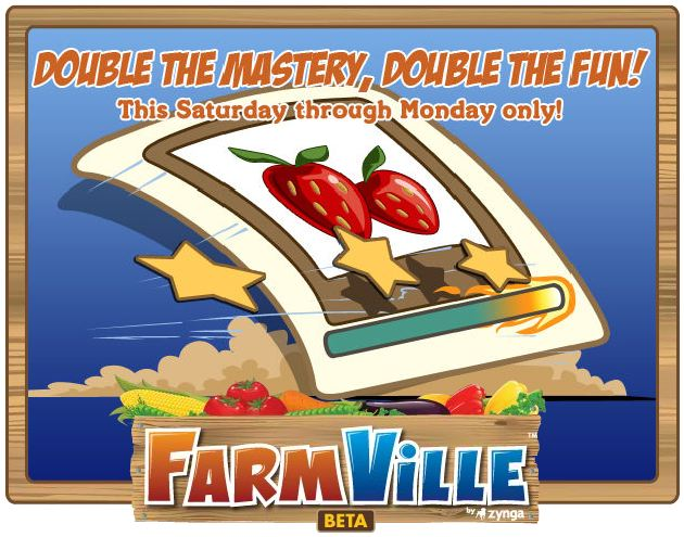 farmville double mast