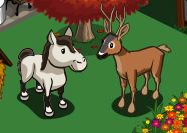 farmville roe deer german theme
