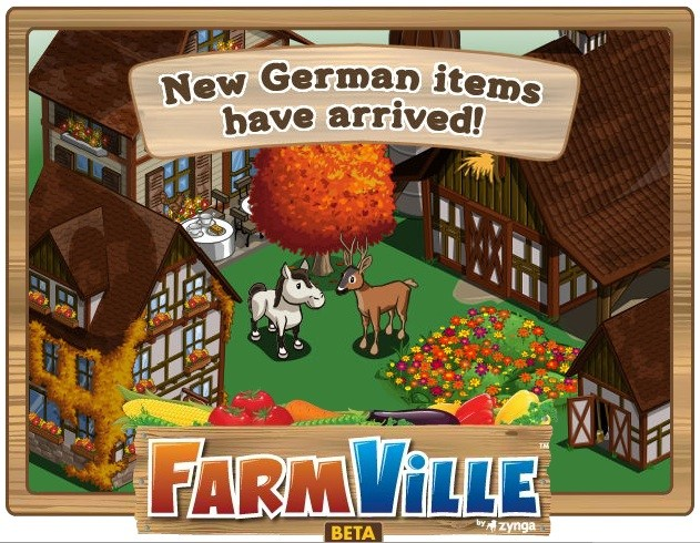 farmville german theme