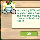 FarmVille rolls out new neighbor visit feature