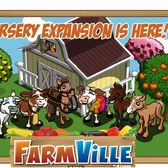 FarmVille nursery barn expansion adds space for 40 new young'uns