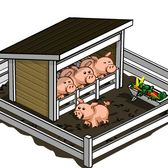 FarmVille Pig Truffle Rewards: A sneak peak at these truffle-sniffing squealers