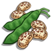 FarmVille Unreleased Pinto Bean, Pinto Bean Market Stall, Pinto Bean Mastery Sign, &amp; Pinto Bean Bushel