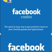 Facebook Credits gift cards set to rule the world. First stop: Target