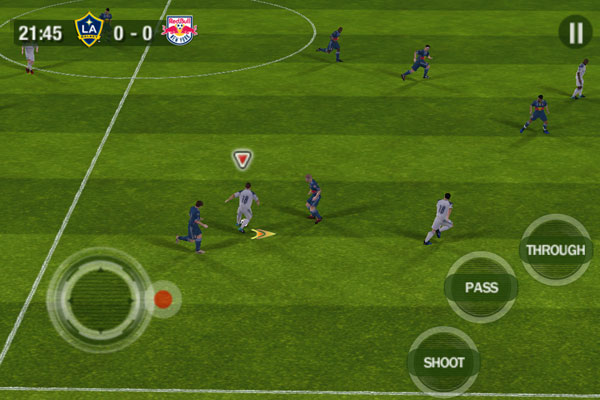 fifa 11 iphone ipad