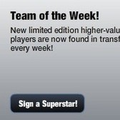 FIFA Superstars Update: 'Like' players, take photos of your team and find a Superstar of the Week
