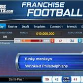 CBS Sports Franchise Football on Facebook is just in time for the season