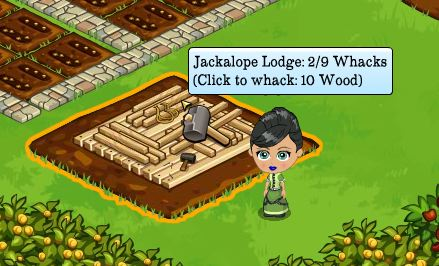 frontierville jackalope lodge build-games.com