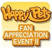 Happy Pets launches a new Fan Appreciation Event with a free Mystery Pet