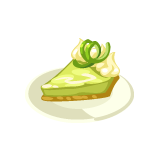 Coffee Bar Key Lime Pie
