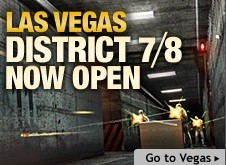 Mafia Wars Las Vegas Districts 7 and 8 now open