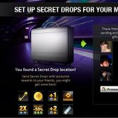 Mafia Wars Secret Drops: Gift random bonuses and