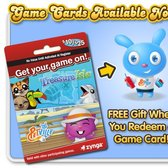 PetVille Game Cards now at 7-11 and GameStop with free PetVille mascot