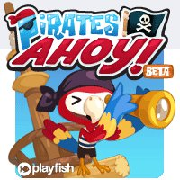 Pirates Ahoy Logo