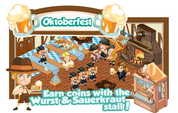 Restaurant City Oktoberfest