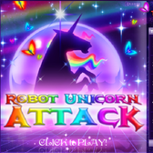 Robot Unicorn Attack: The most magical game of all time lands on Facebook