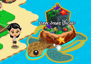 Treasure Isle Davy Jones Locker