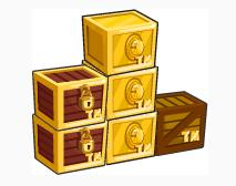 Treasure Madness Chest