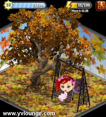 yoville garden collectibles
