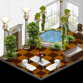 YoVille Romantic Bathroom Items and Clothes coming soon *Spoiler*