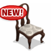 YoVille: Complete your set with the Romantic Chairs