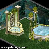 YoVille Romantic Collectibles added in the furniture store