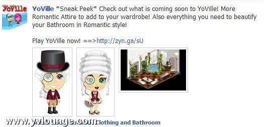 yoville romantic sneak peek