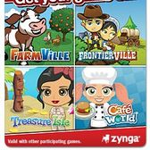 Zynga Combo Cards now available at GameStop, Walgreens